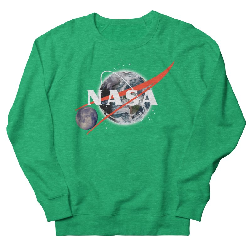 New NASA logo Women's Sweatshirt by New NASA logo