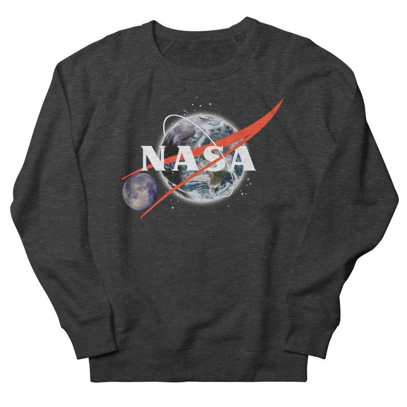 New NASA logo Women's French Terry Sweatshirt by New NASA logo