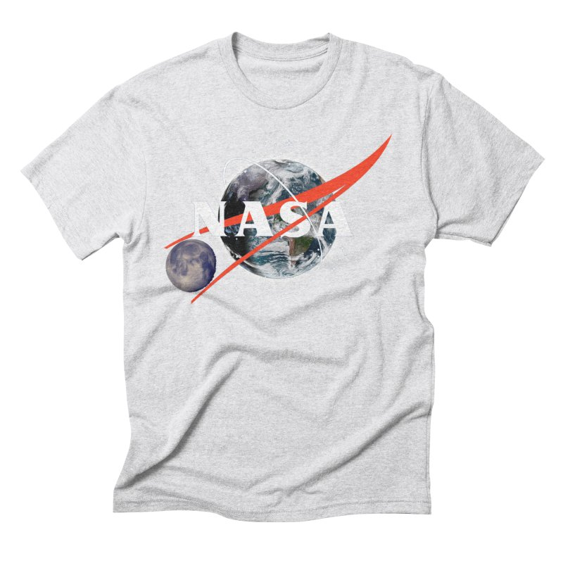 New NASA logo Men's Triblend T-Shirt by New NASA logo