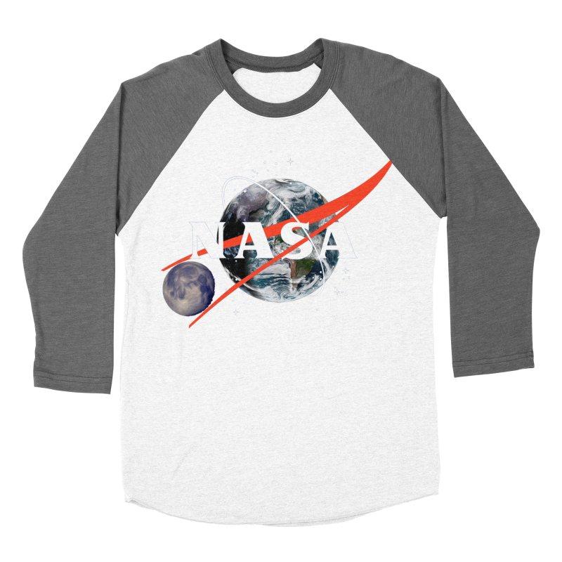 New NASA logo Women's Longsleeve T-Shirt by New NASA logo