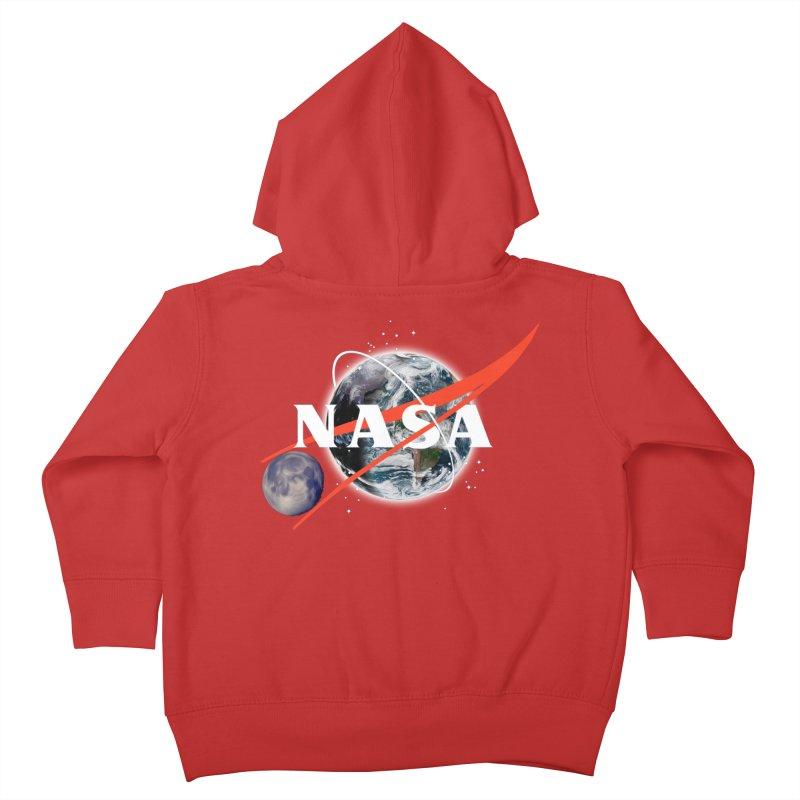 New NASA logo Kids Toddler Zip-Up Hoody by New NASA logo