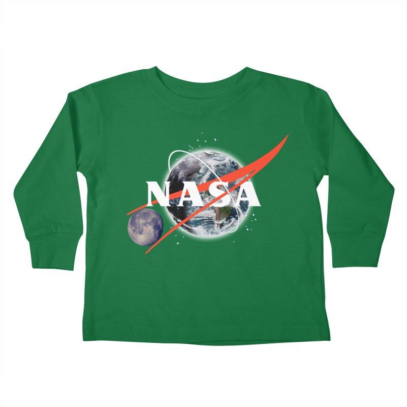 Kids None by New NASA logo