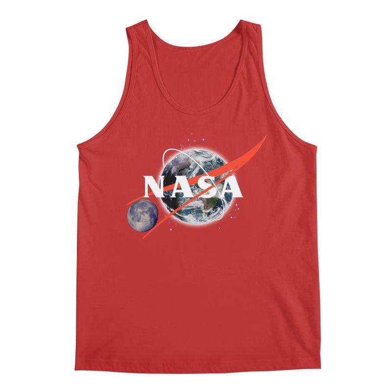 New NASA logo Men's Regular Tank by New NASA logo