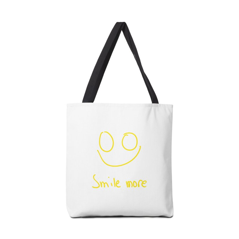 Smile more Accessories Bag by AdventGuard