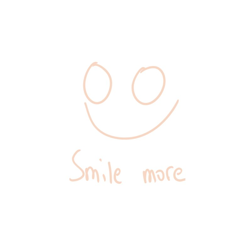 Smile more   by AdventGuard