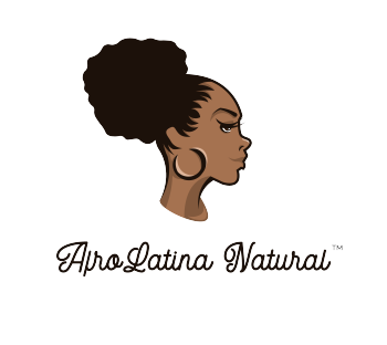 AfroLatina Natural Tees and more Logo