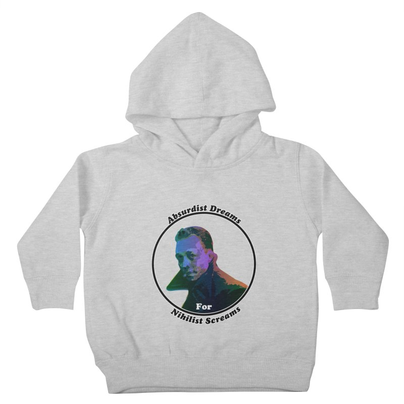 Absurdist Dreams Kids Toddler Pullover Hoody by The Agora