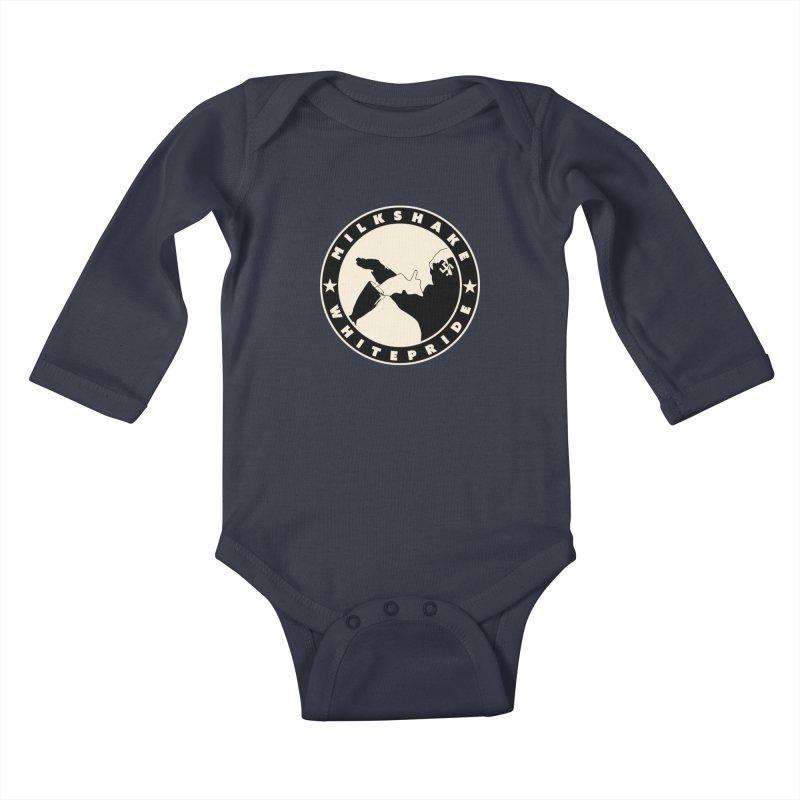 Milkshake Kids Baby Longsleeve Bodysuit by The Agora