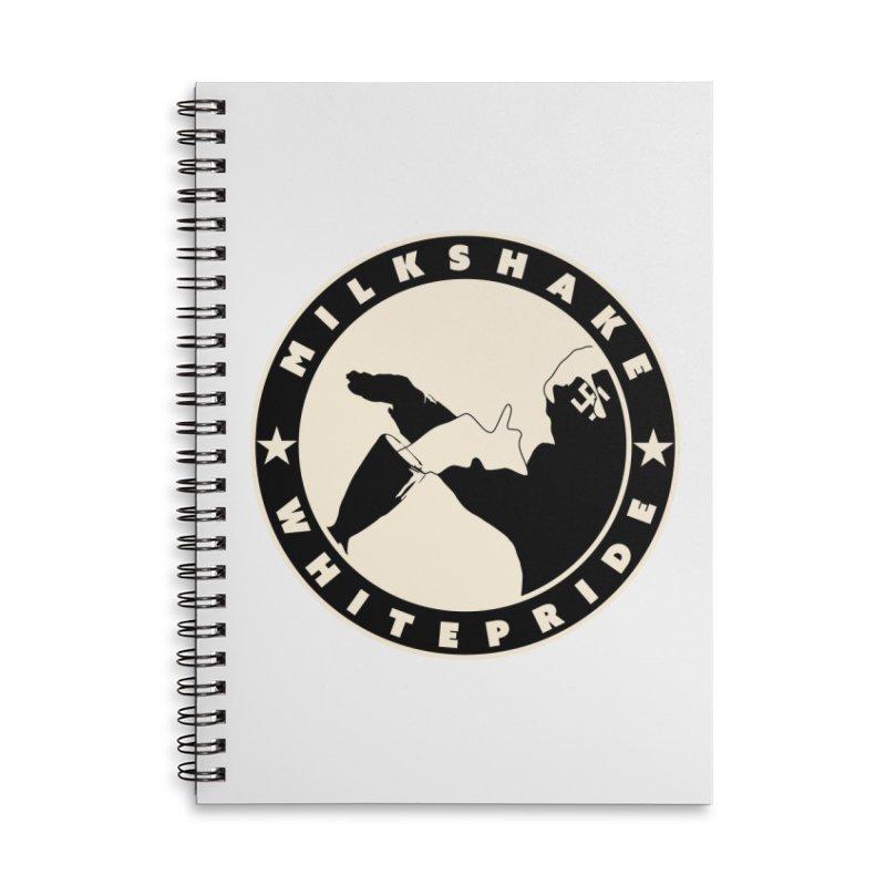 Milkshake Accessories Notebook by The Agora