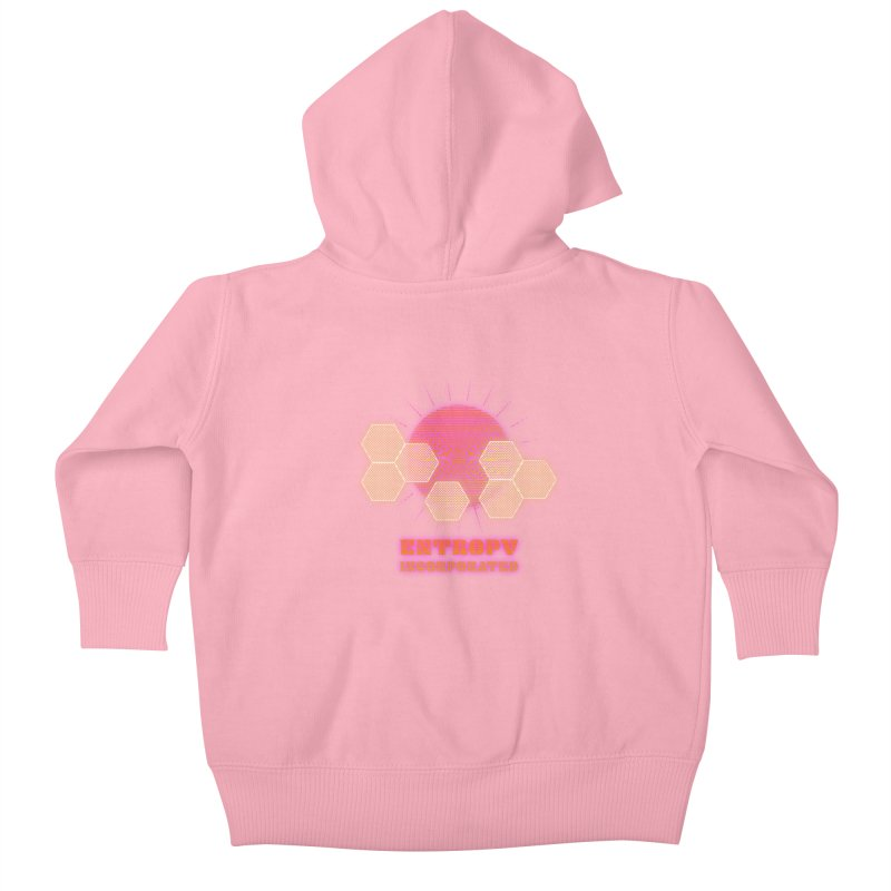 Entropy Incorporated Kids Baby Zip-Up Hoody by The Agora