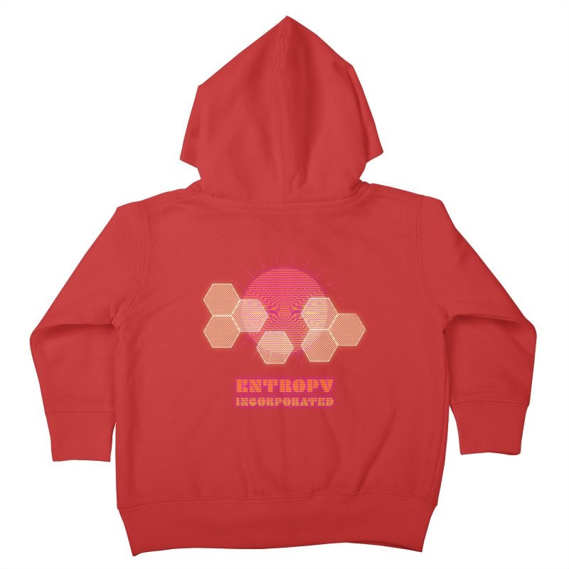 Entropy Incorporated Kids Toddler Zip-Up Hoody by The Agora