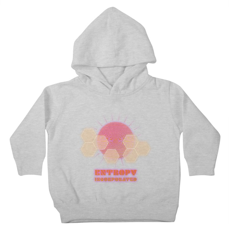 Entropy Incorporated Kids Toddler Pullover Hoody by The Agora
