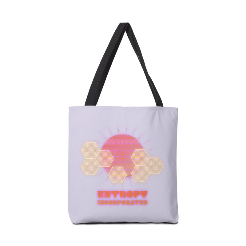Entropy Incorporated Accessories Bag by The Agora