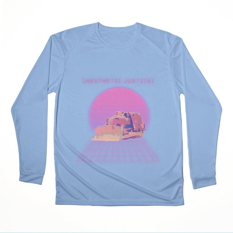 Vapor Dozer Men's Longsleeve T-Shirt by The Agora