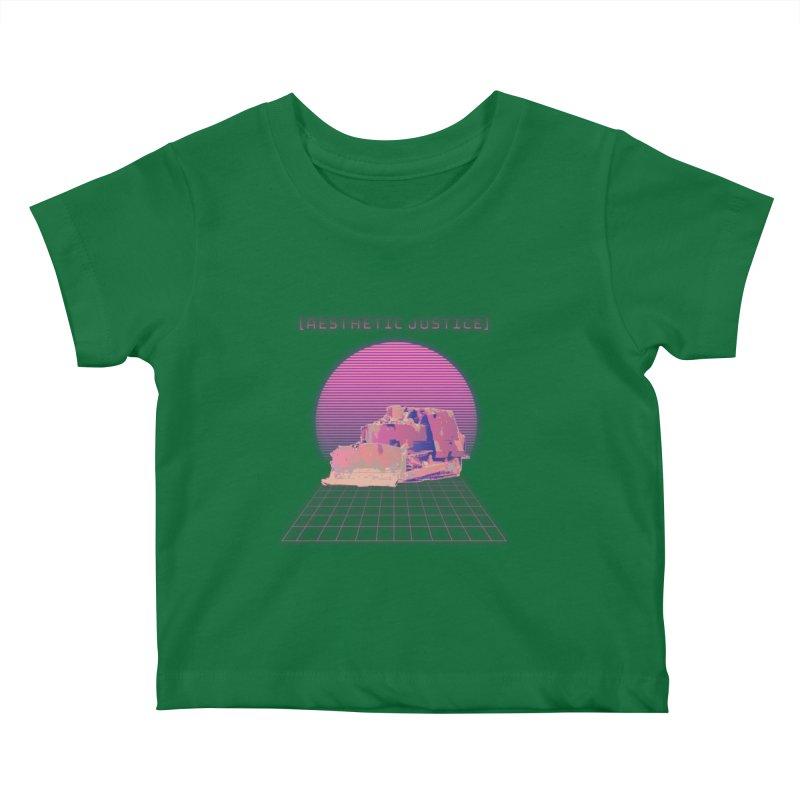 Vapor Dozer Kids Baby T-Shirt by The Agora
