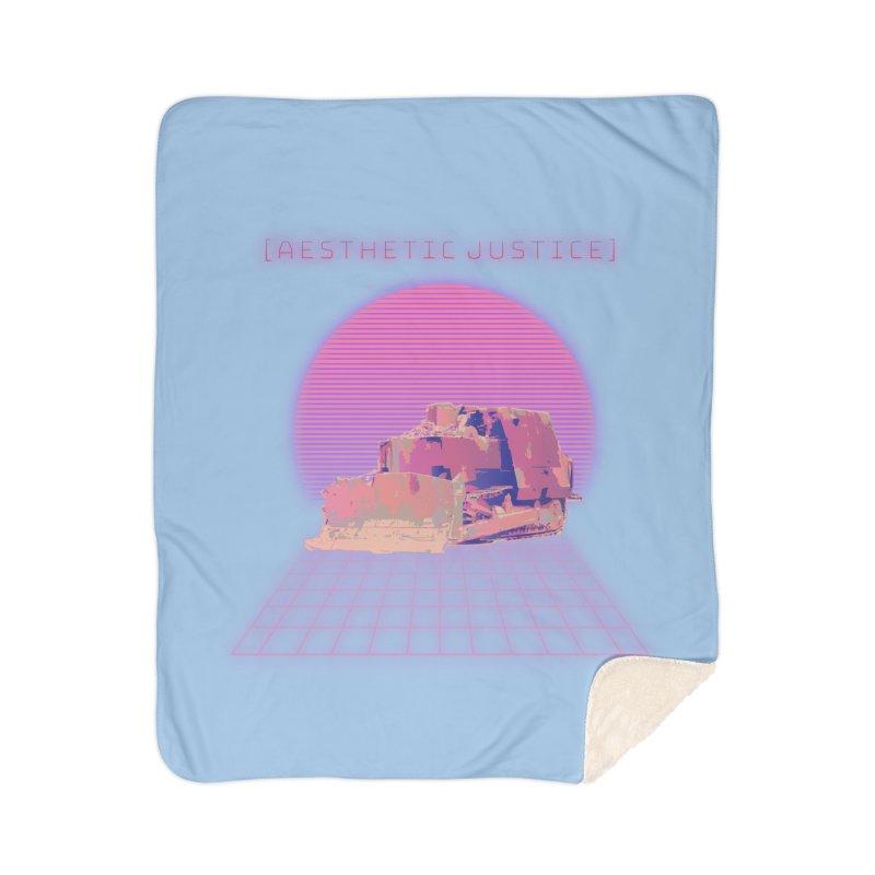Vapor Dozer Home Blanket by The Agora
