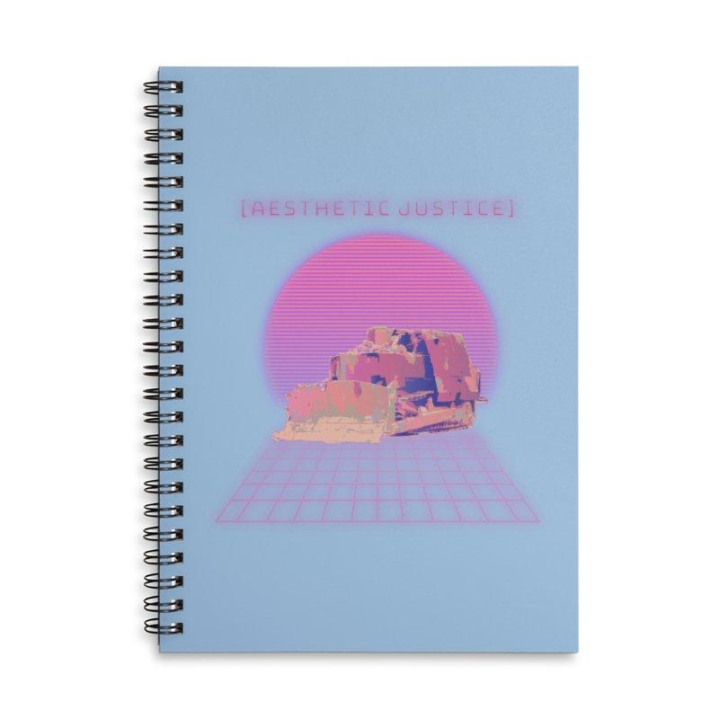Vapor Dozer Accessories Notebook by The Agora