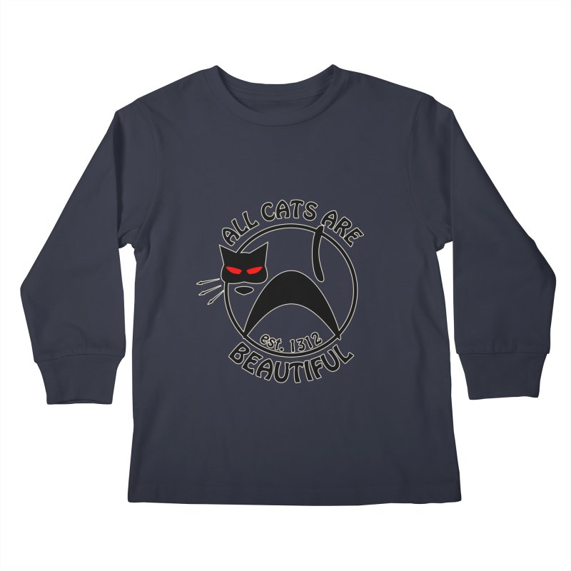 ACAB Kids Longsleeve T-Shirt by The Agora