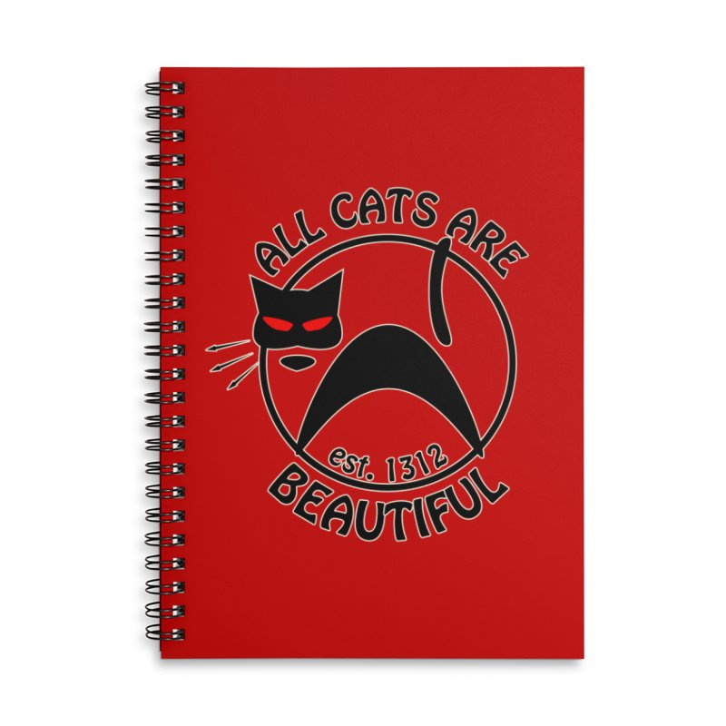 ACAB Accessories Notebook by The Agora