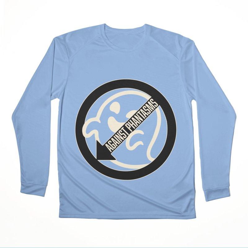 Against Phantasms Men's Longsleeve T-Shirt by The Agora