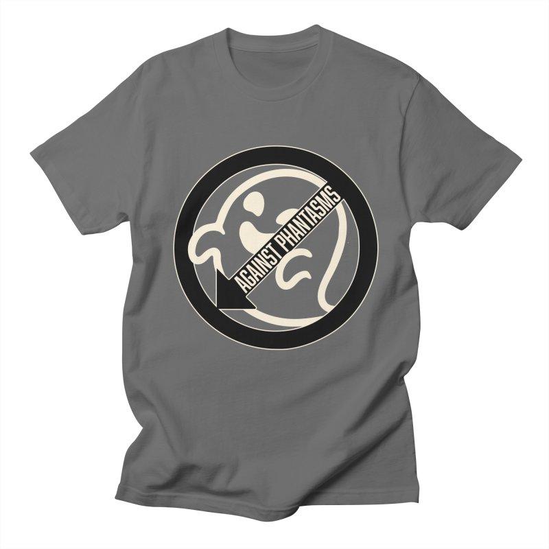 Against Phantasms Men's T-Shirt by The Agora