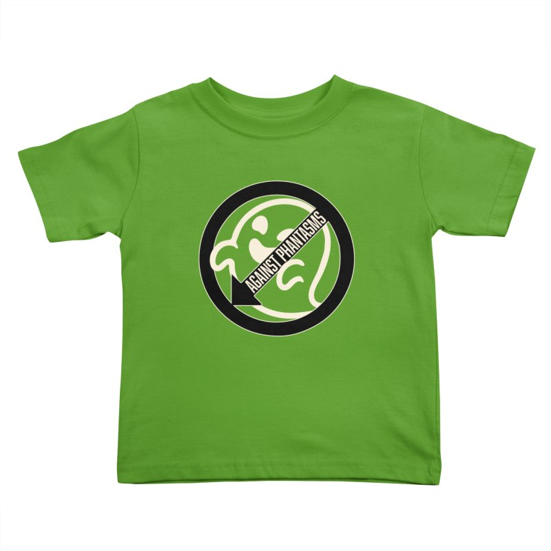 Against Phantasms Kids Toddler T-Shirt by The Agora