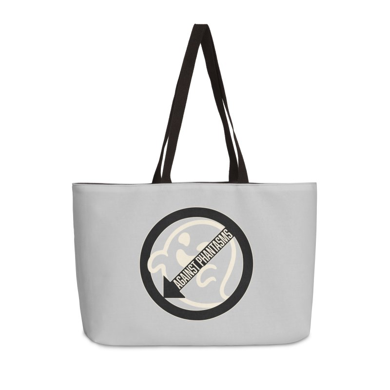 Against Phantasms Accessories Bag by The Agora