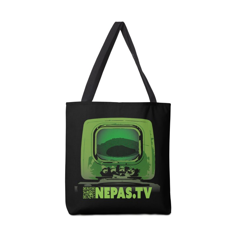 NePas.tv Accessories Bag by The Agora
