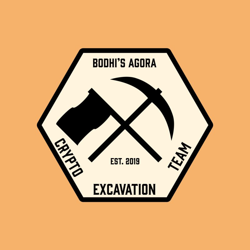 Geo Bodhi Accessories Magnet by The Agora