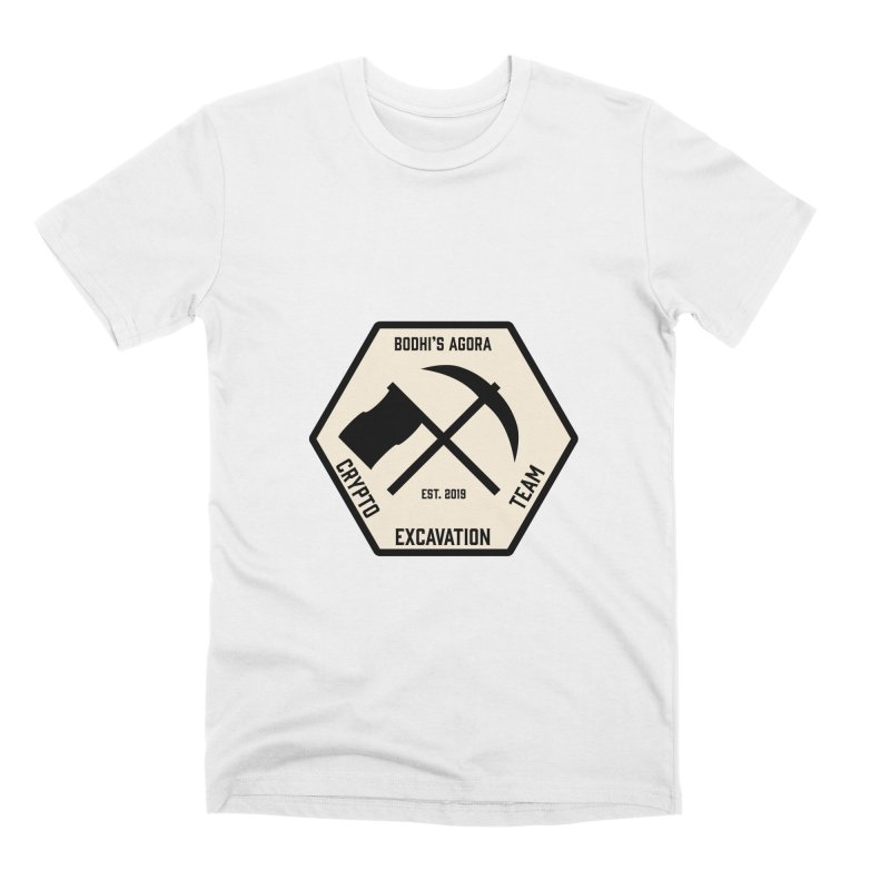 Geo Bodhi Men's T-Shirt by The Agora