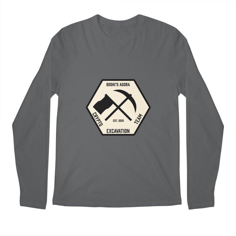 Geo Bodhi Men's Longsleeve T-Shirt by The Agora