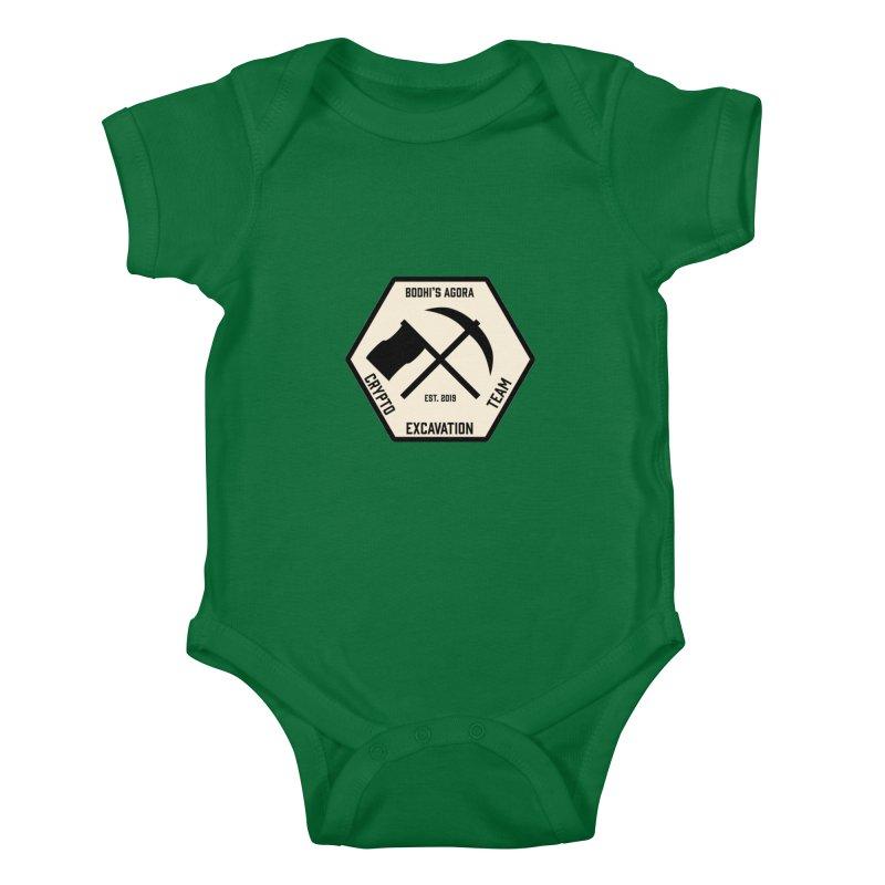Geo Bodhi Kids Baby Bodysuit by The Agora