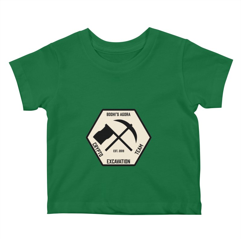 Geo Bodhi Kids Baby T-Shirt by The Agora