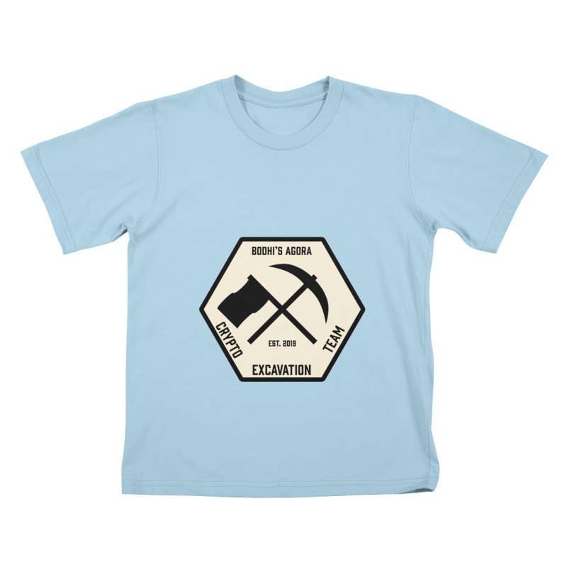 Geo Bodhi Kids T-Shirt by The Agora