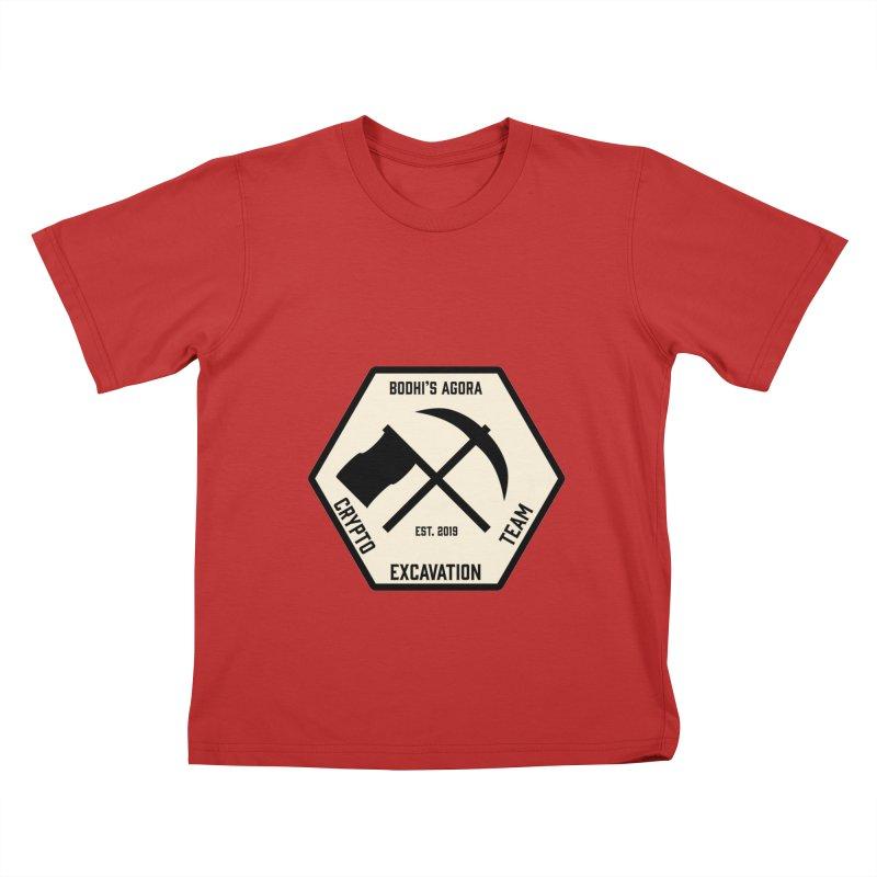 Geo Bodhi Kids T-Shirt by The Agora
