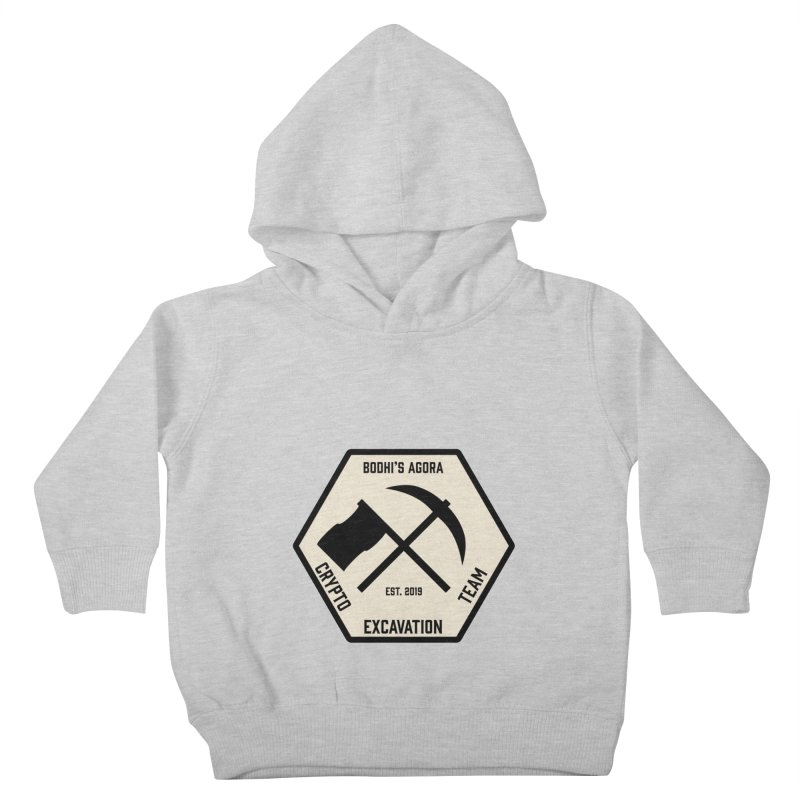 Geo Bodhi Kids Toddler Pullover Hoody by The Agora