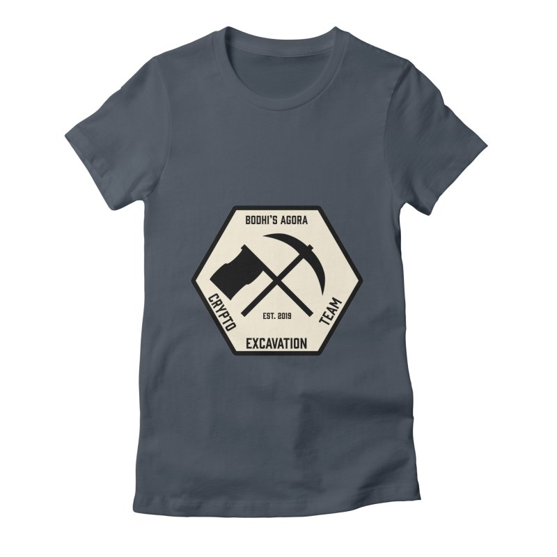 Geo Bodhi Women's T-Shirt by The Agora