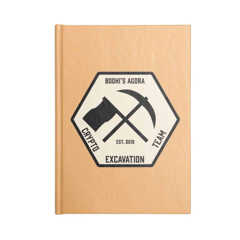 Geo Bodhi Accessories Notebook by The Agora