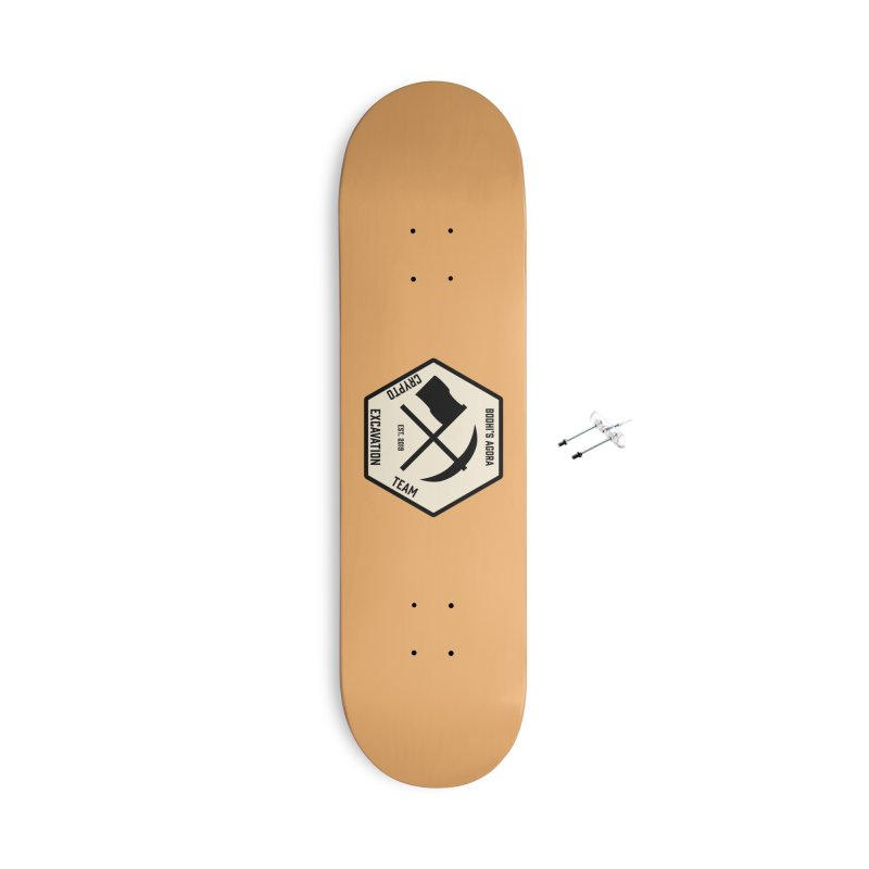 Geo Bodhi Accessories Skateboard by The Agora