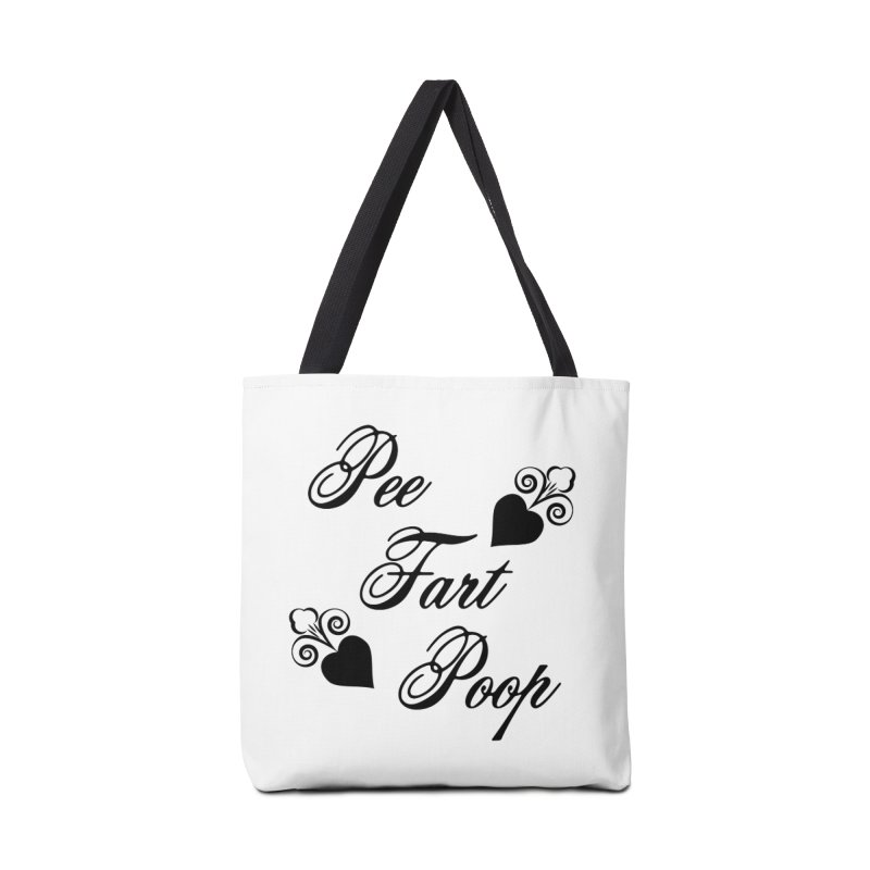 Pee Fart Poop Accessories Bag by The Agora