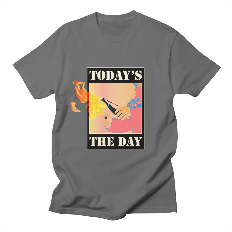 Today's The Day Men's T-Shirt by The Agora