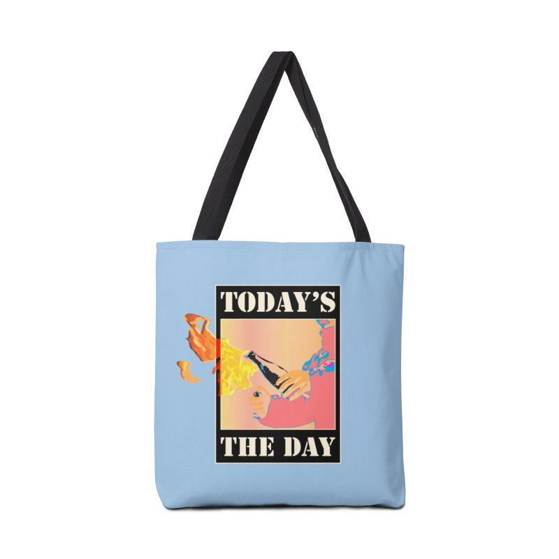 Today's The Day Accessories Bag by The Agora