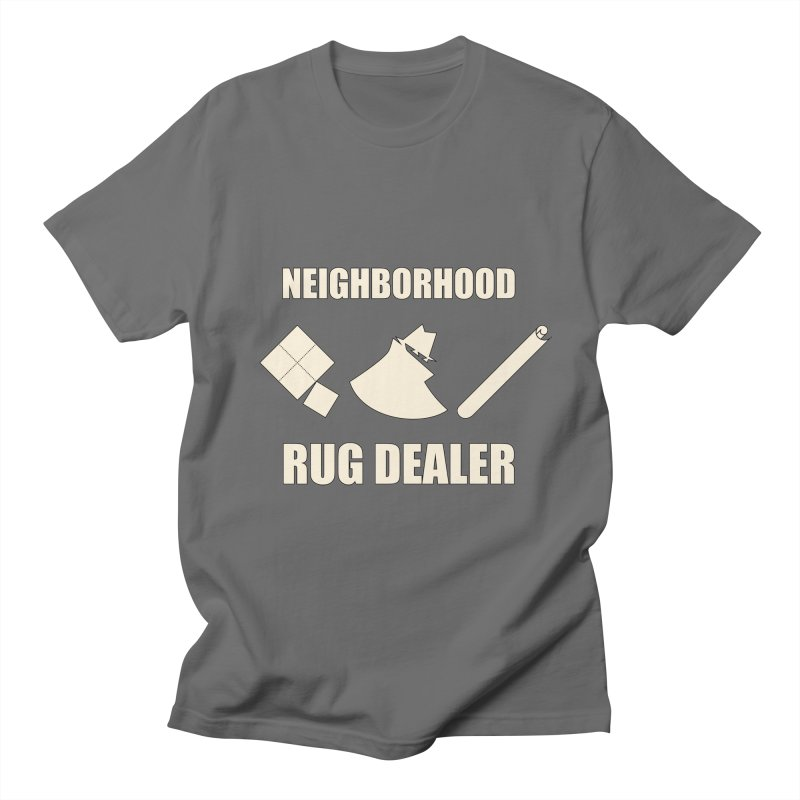 Neighborhood Rug Dealer Men's T-Shirt by The Agora