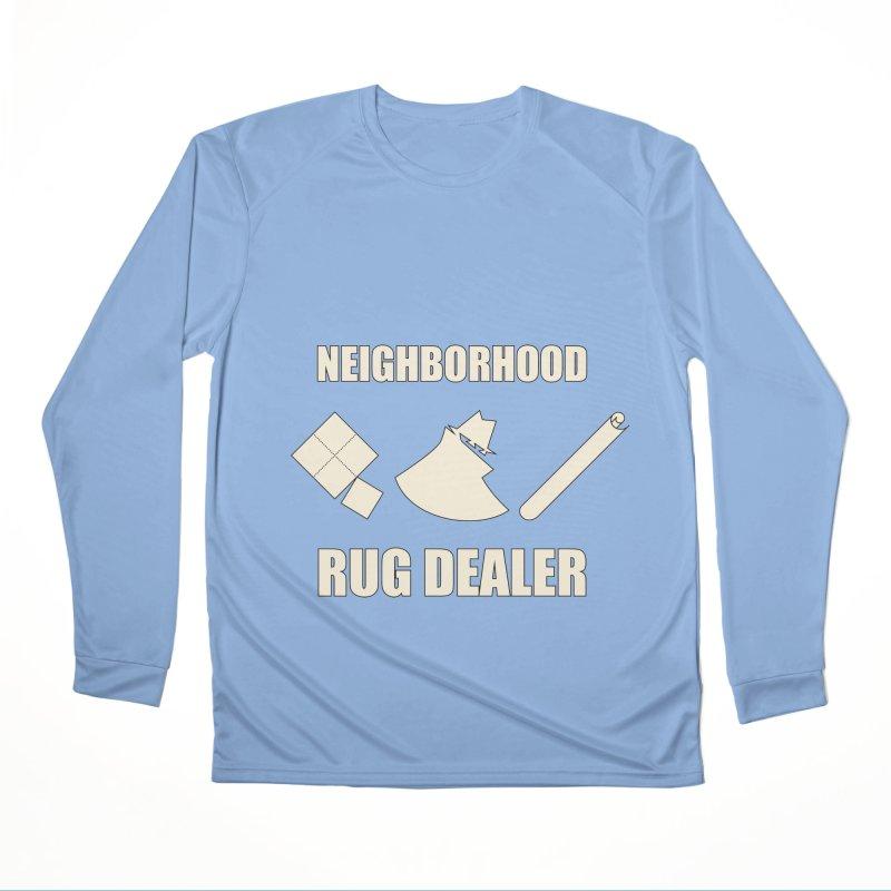 Neighborhood Rug Dealer Women's Longsleeve T-Shirt by The Agora