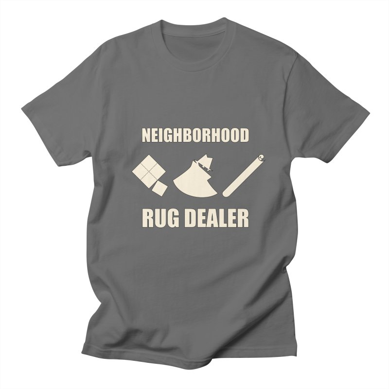 Neighborhood Rug Dealer Men's T-Shirt by The Agora