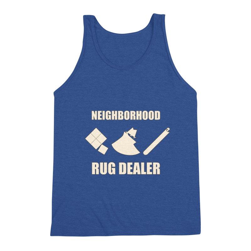 Neighborhood Rug Dealer Men's Tank by The Agora
