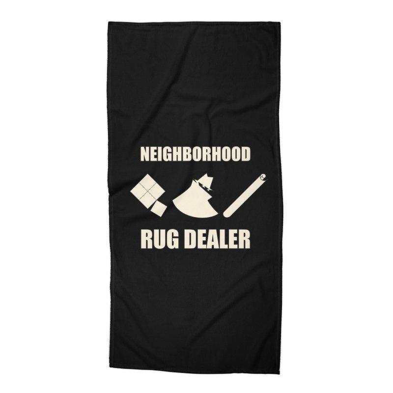 Neighborhood Rug Dealer Accessories Beach Towel by The Agora