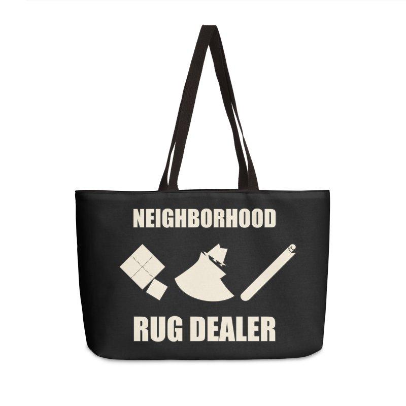 Neighborhood Rug Dealer Accessories Bag by The Agora