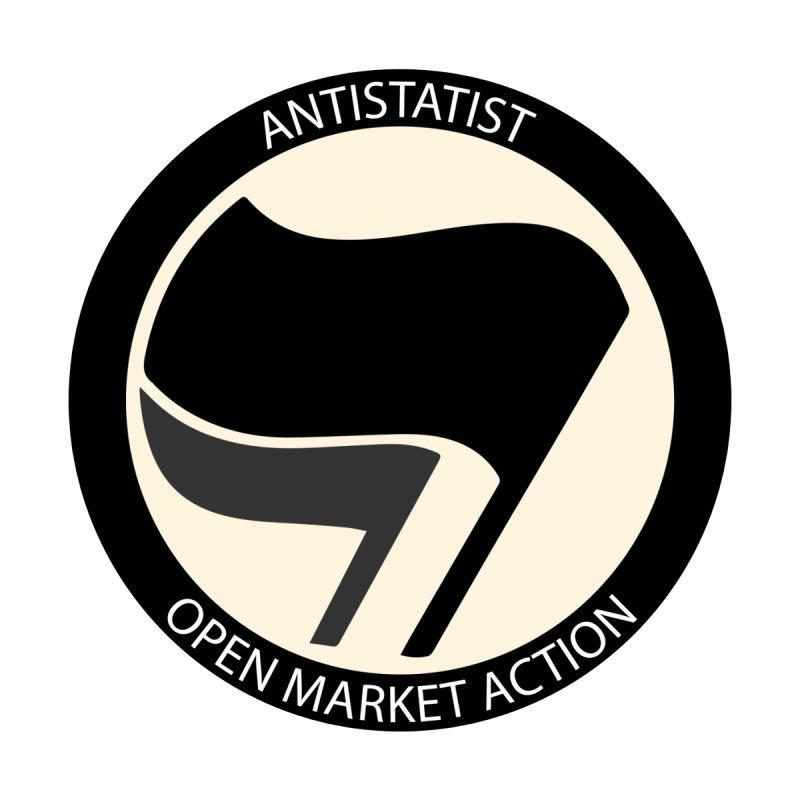 Open Market Action Men's T-Shirt by The Agora