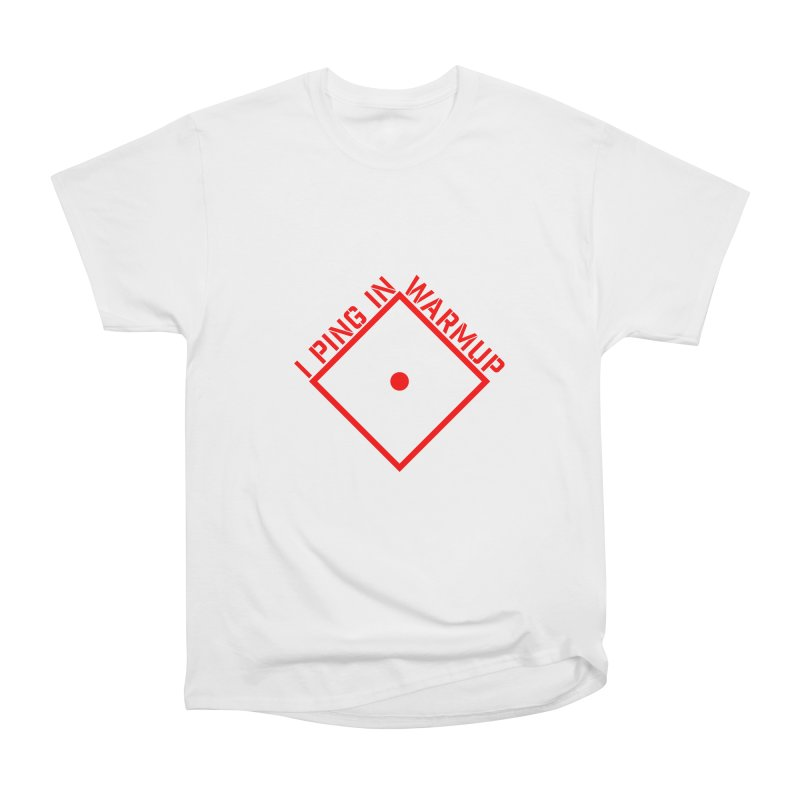 Warm Up Women's T-Shirt by The Agora